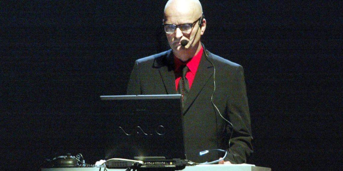 Florian Schneider dei Kraftwerk