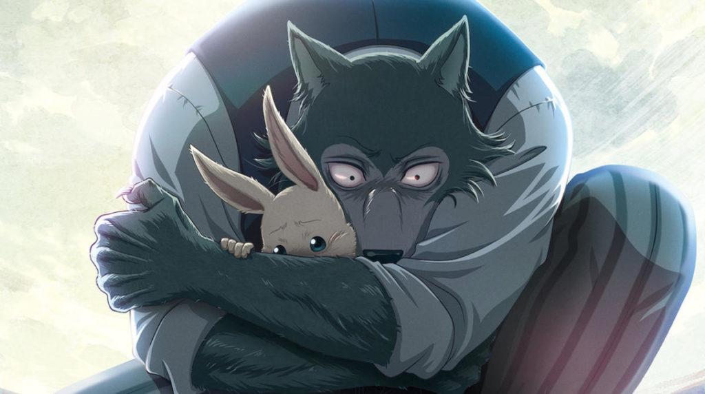 beastars anime netflix 2020