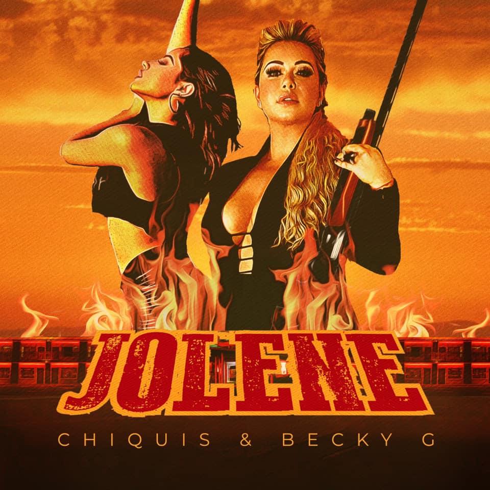 Becky G nella cover di Jolene
