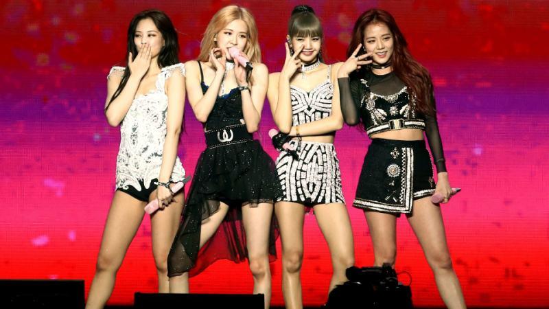 Gruppo K-Pop Blackpink collaborazione con Lady Gaga