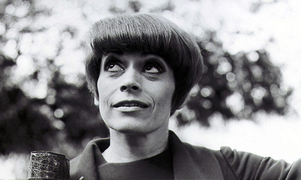 Franca Valeri da giovane