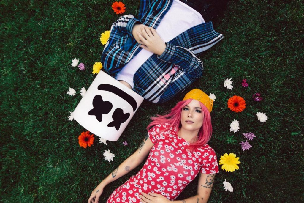 Marshmello E Halsey Be Kind