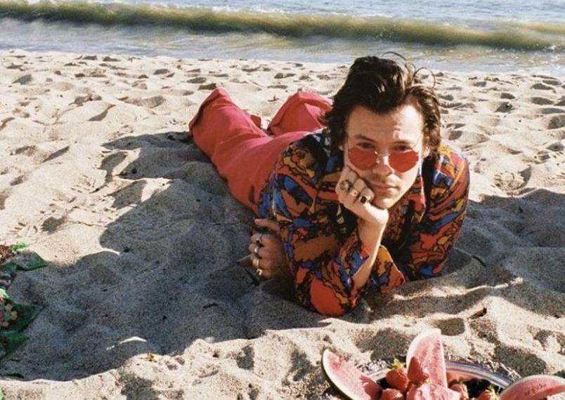 Harry Styles Watermelon Sugar Video