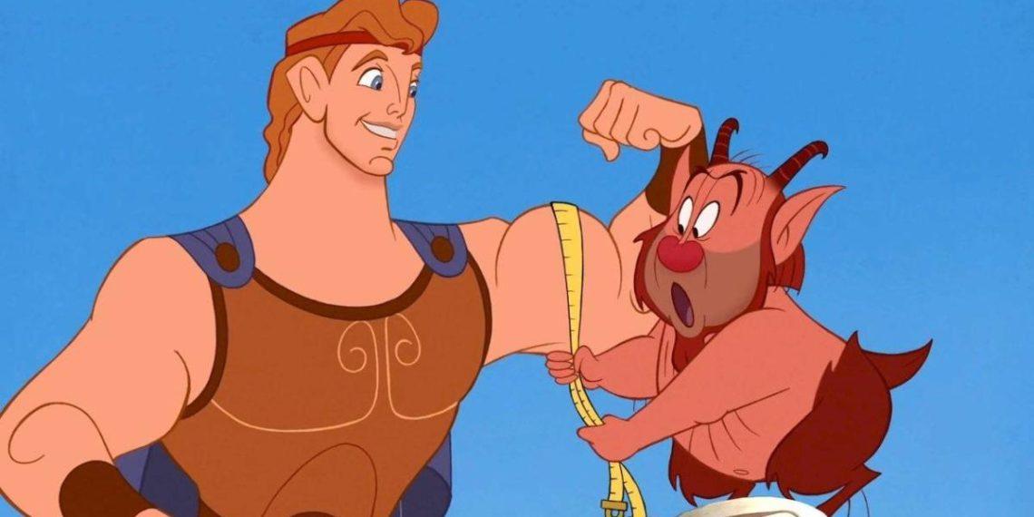 Hercules film animato
