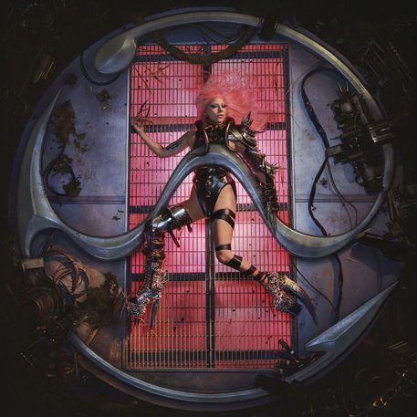 Copertina Album Chromatica Lady Gaga
