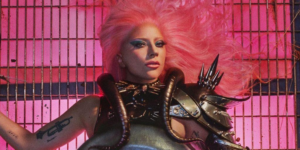 Lady Gaga Chromatica Sour Candy