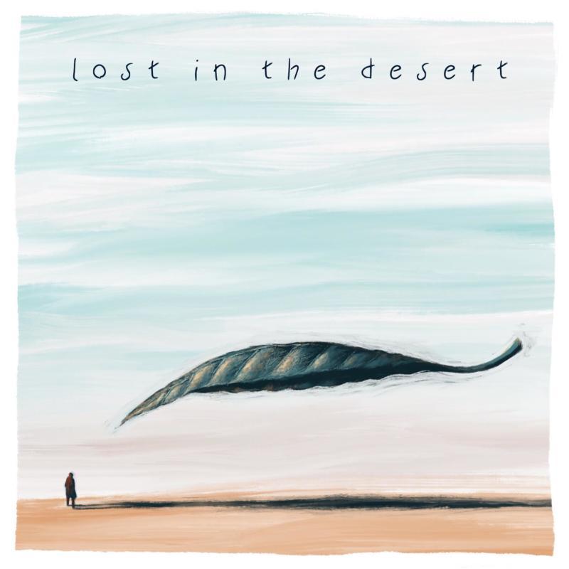 Copertina di Lost In The Desert Brano Benefico