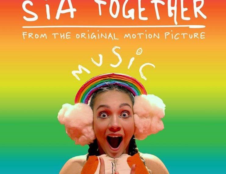 Sia nella cover di Together