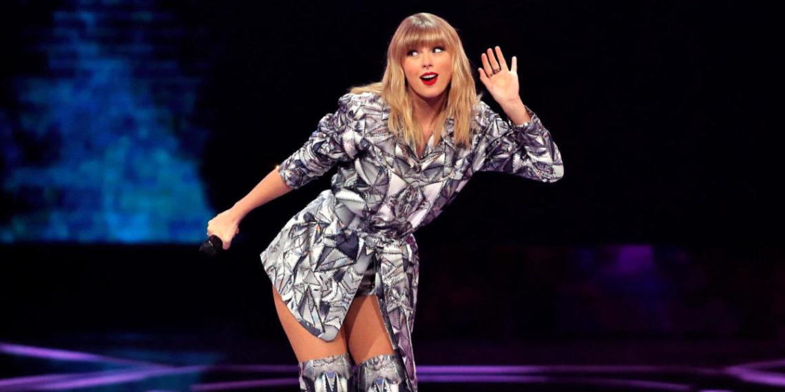 Taylor Swift Concerto Parigi Su Disney+