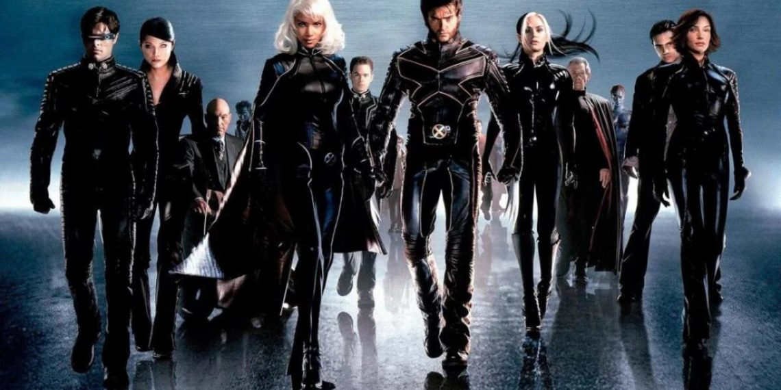 X-Men poster saga