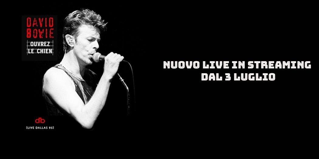 nuovo album di David Bowie in uscita il 3 luglio