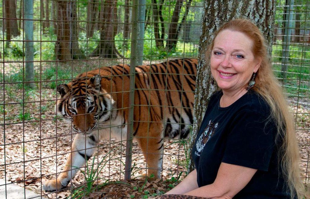 Carole di Tiger King