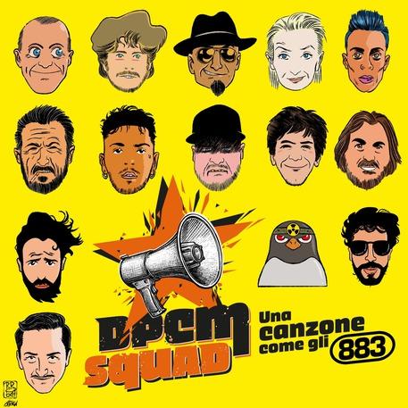 DPCM Squad Una canzone come gli 883