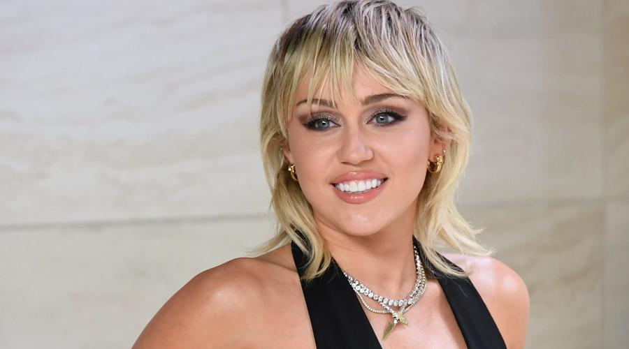 Miley Cyrus Sobria