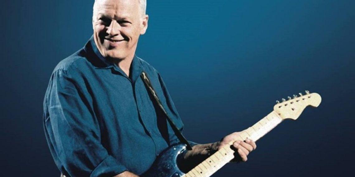 David Gilmour in live