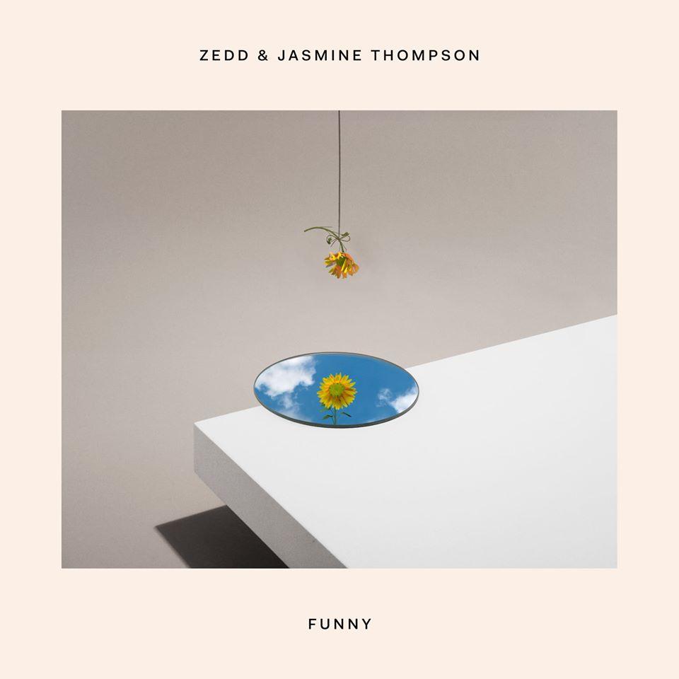 Zedd e Jasmine Thompson nella cover di Funny