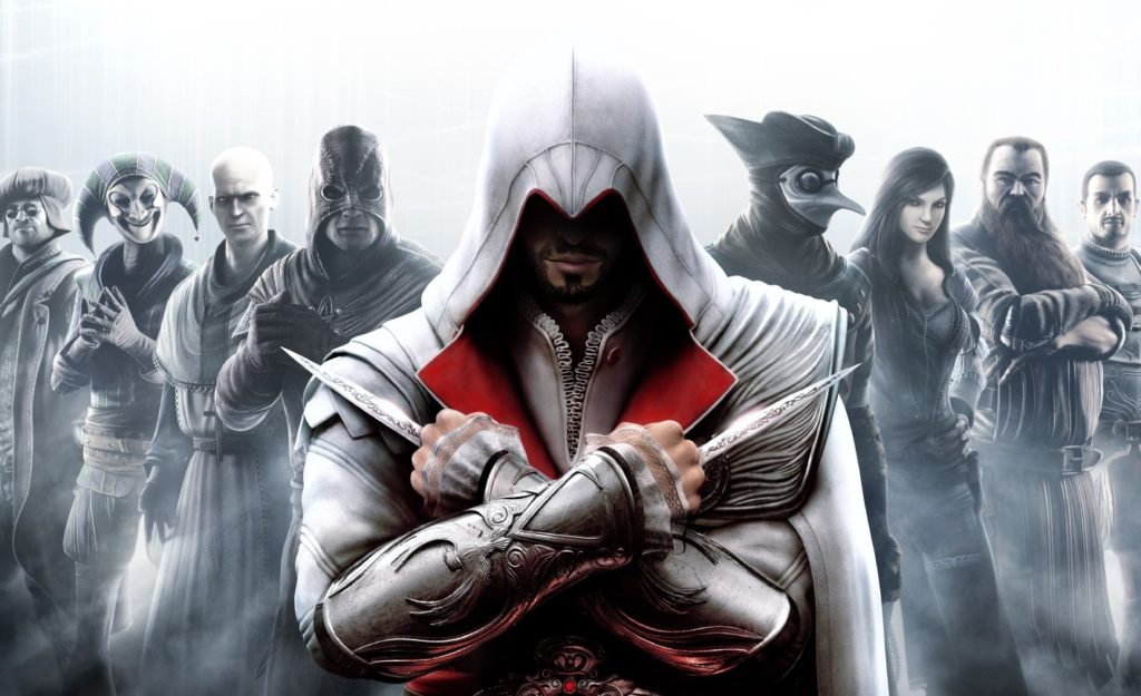 assassin's creed serie tv
