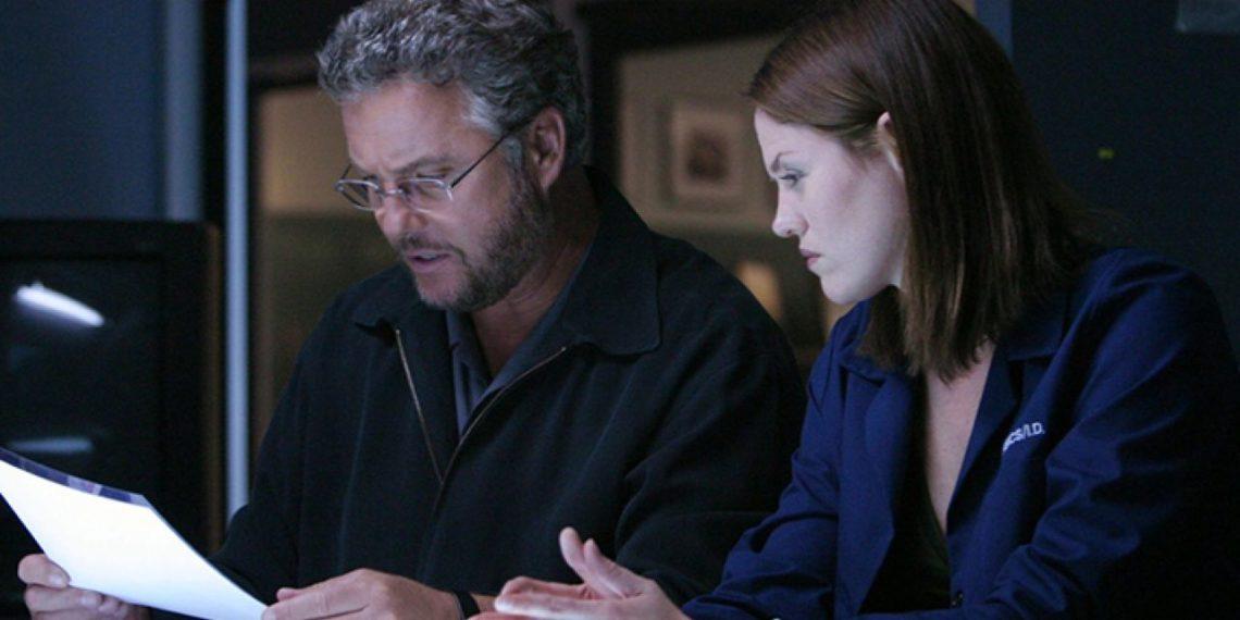 Gil Grissom e Sara Sidle di CSI