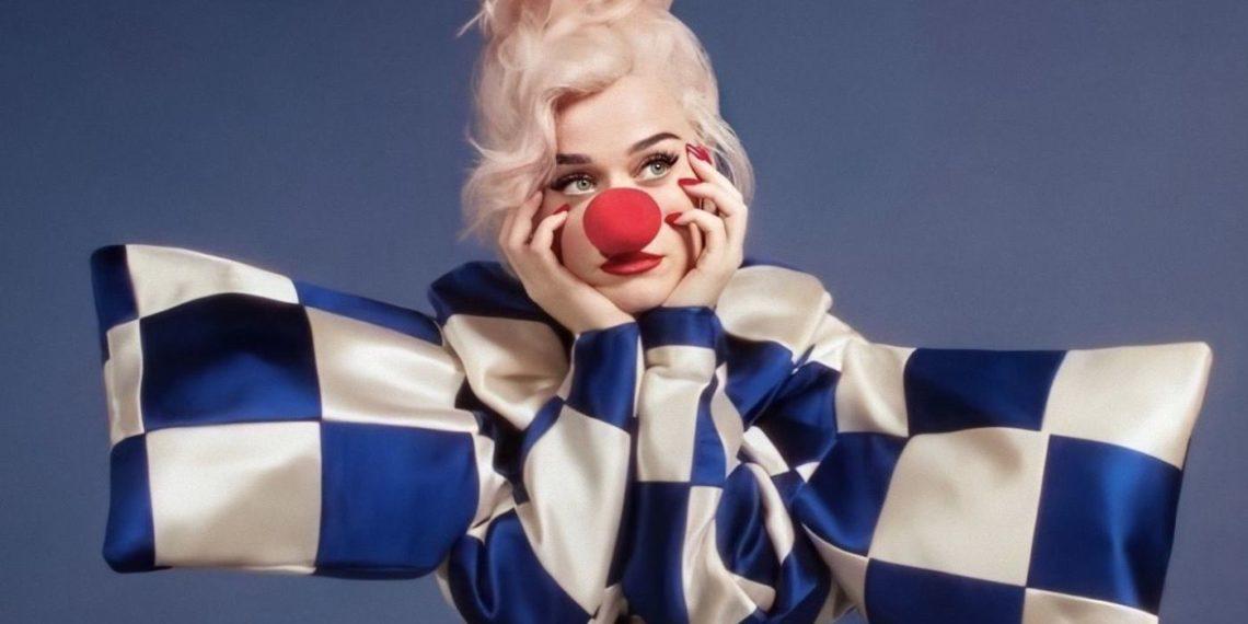 Katy Perry Copertina Album Smile