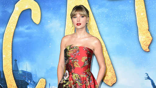 Taylor Swift Record Folklore