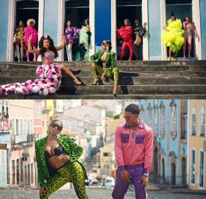 Anitta Me Gusta video musicale
