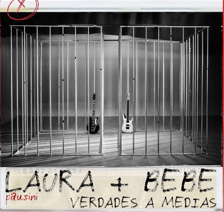 Copertina Verdades a Medias Laura Pausini Bebe
