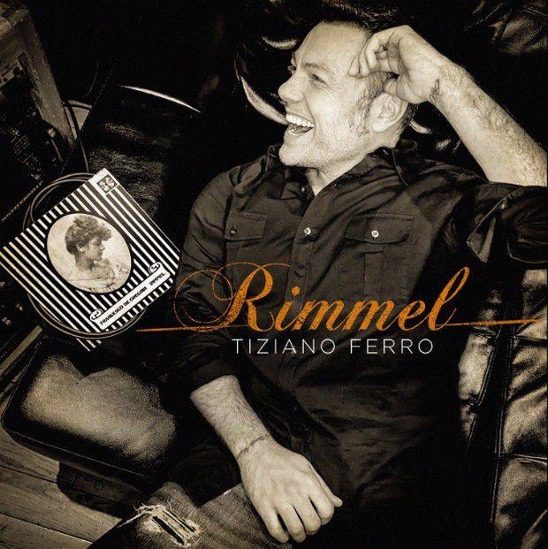 Cover Rimmel Tiziano Ferro