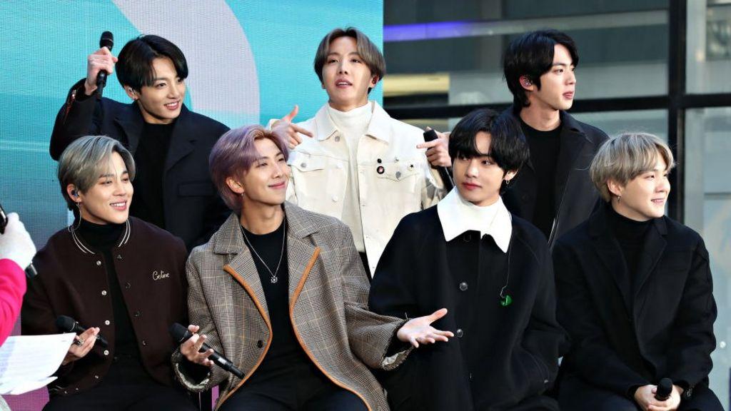 Gruppo BTS