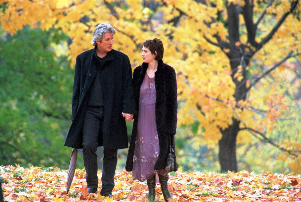 autumn in new york film autunnali