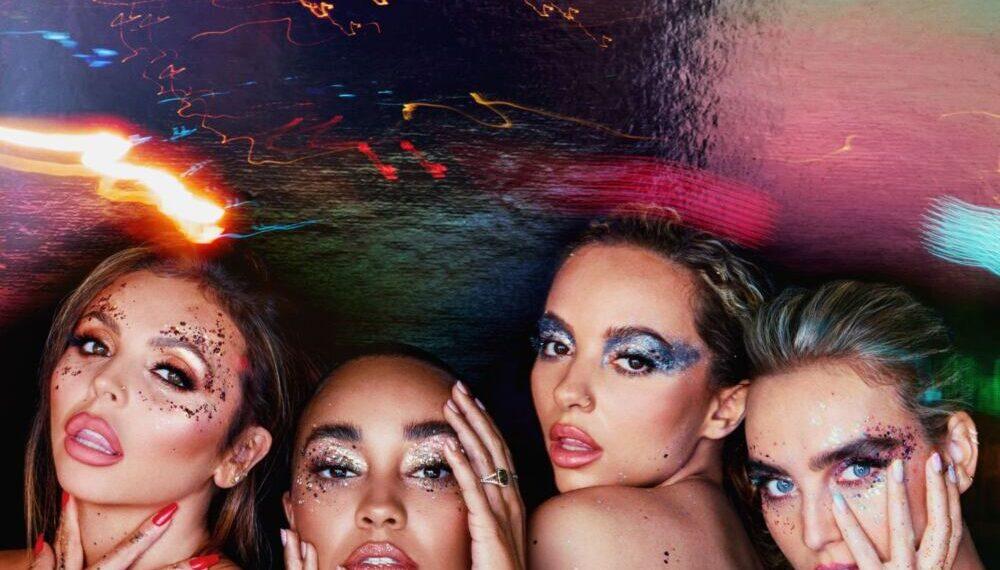 Little Mix Confetti Tracklist