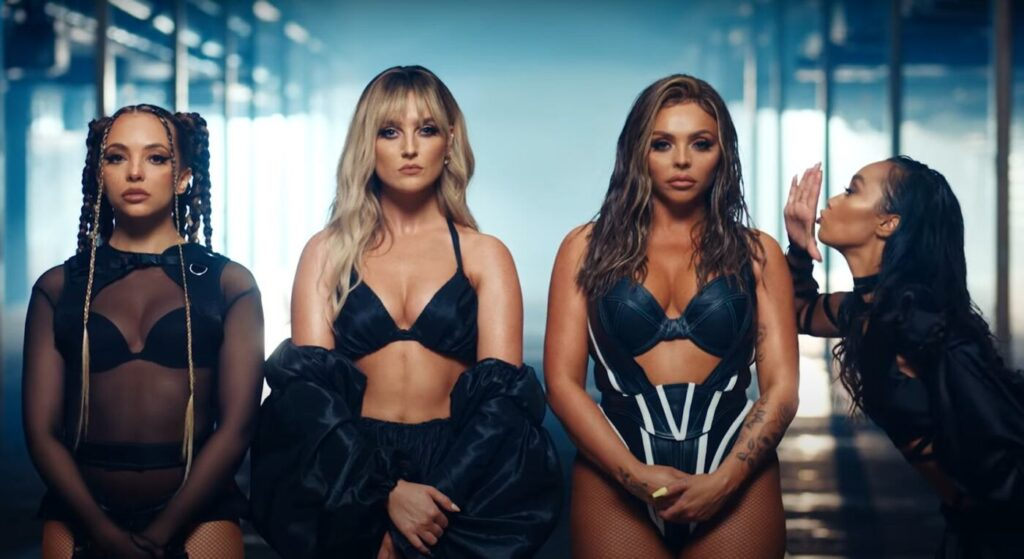 Little Mix Sweet Melody Video