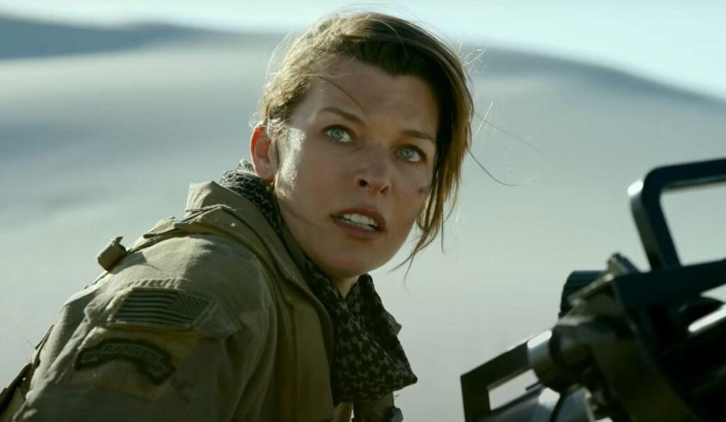 Milla Jovovich nel primo trailer di Monster Hunter