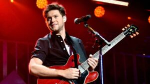 Niall Horan annuncio Concerto online