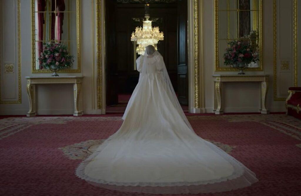 Emma Corrin matrimonio The Crown 4