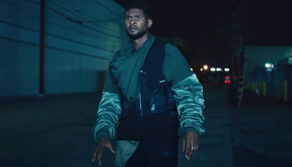 Usher Too Much video