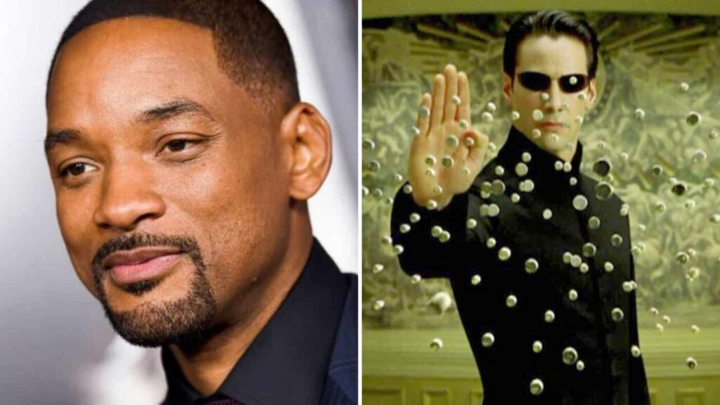 will smith the matrix ruoli rifiutati