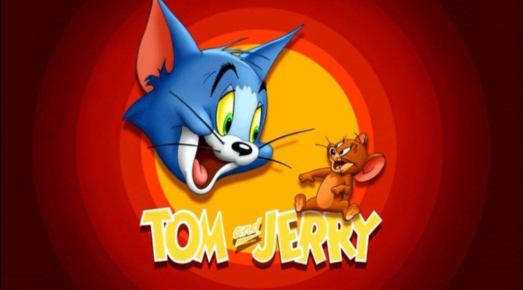Tom e Jerry cartone animato