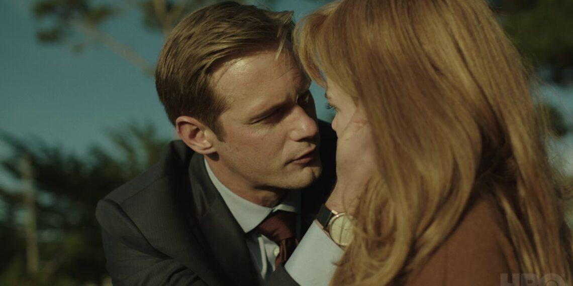 Nicole Kidman e Aleksander Skarsgard in Big Little Lies