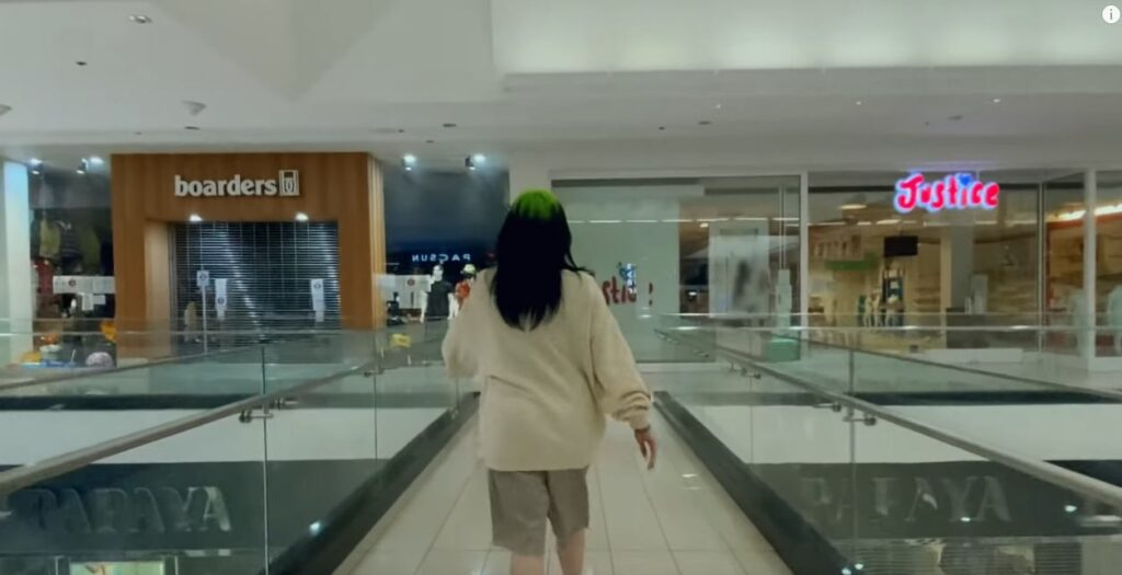 Billie Eilish Video Therefore I Am
