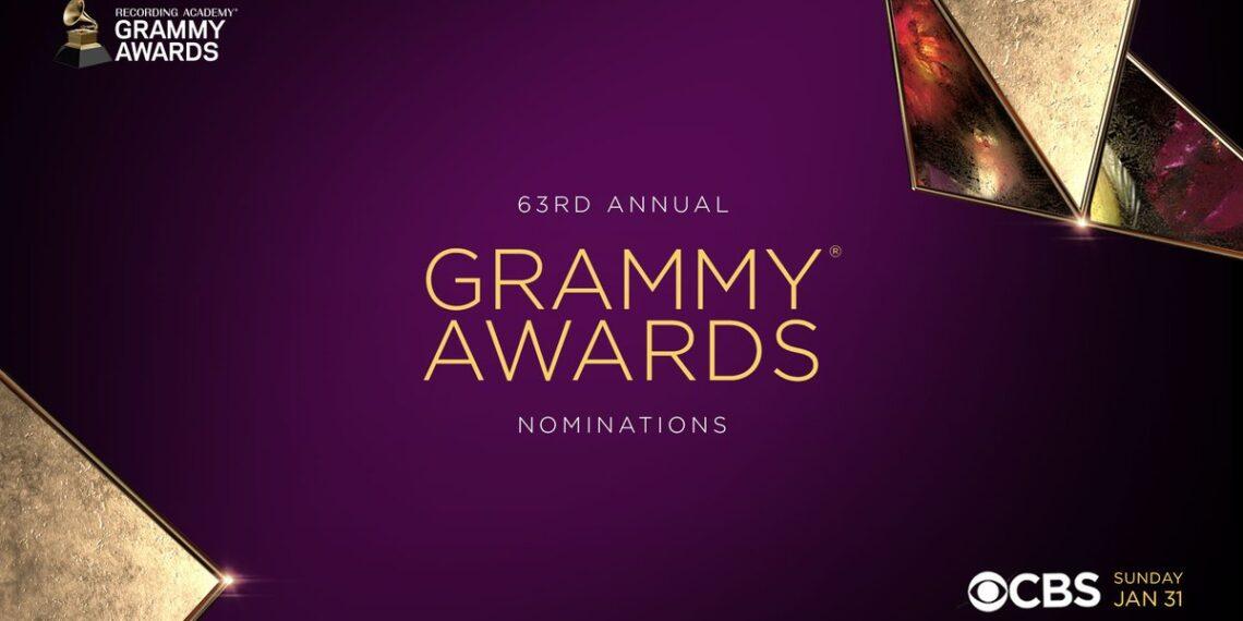 Grammy Awards 2021 Nomination