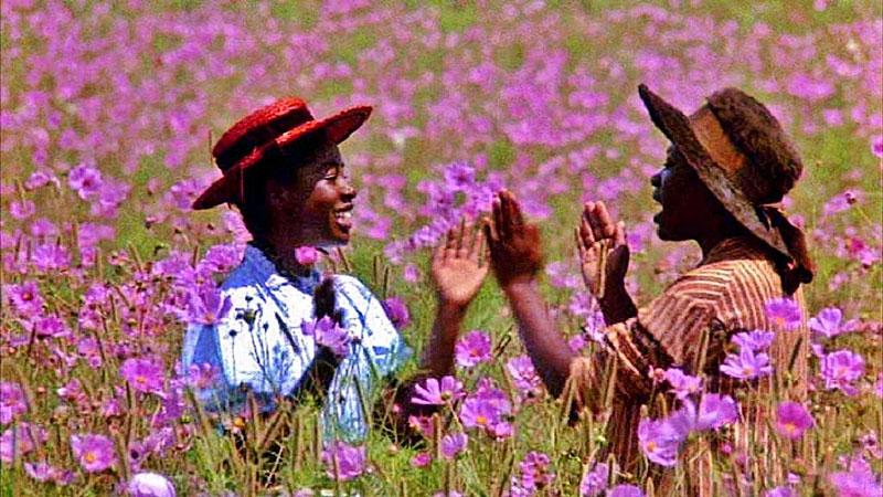 """Una scena del film """"Il colore viola"""""""