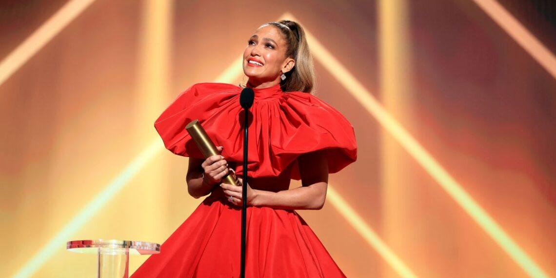Jennifer Lopez People's Choice Awards 2020