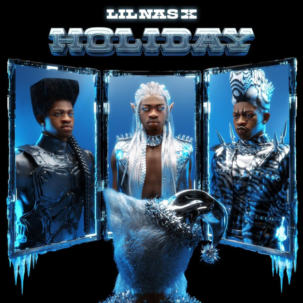 Lil Nas X Holiday Cover