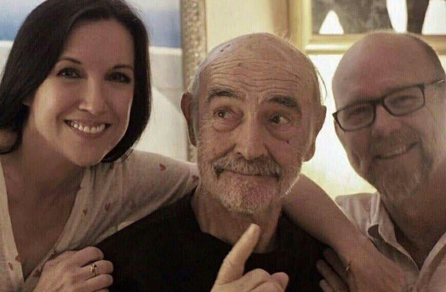 Sean Connery foto 89° compleanno