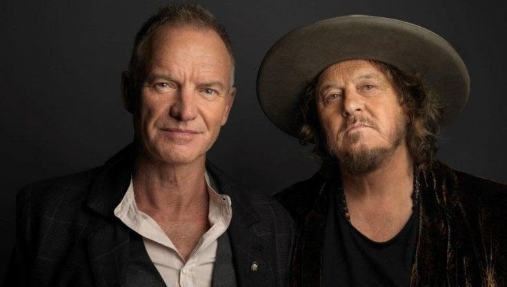 """Sting e Zucchero insieme cantano """"September"""", un brano di speranza"""