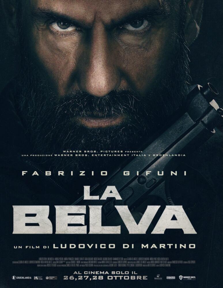 Fabrizio Gifuni locandina La Belva