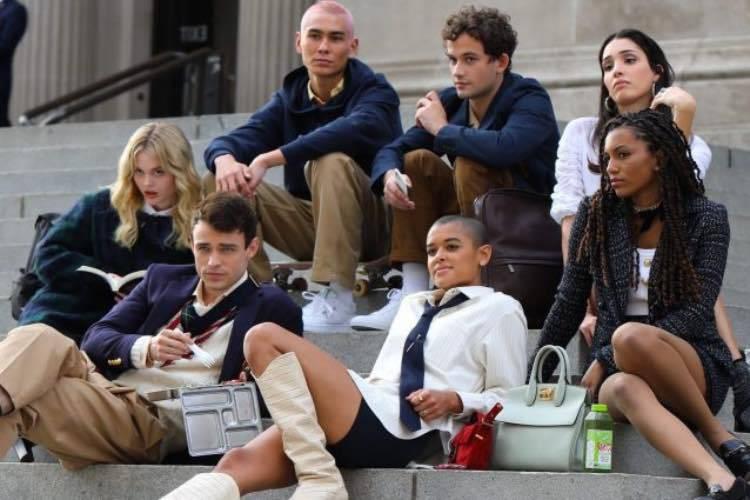 Reboot Gossip Girl: il cast della serie