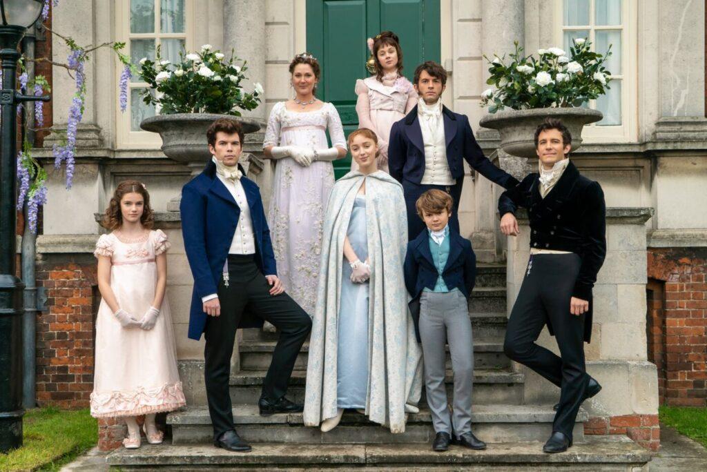 la famiglia Bridgerton