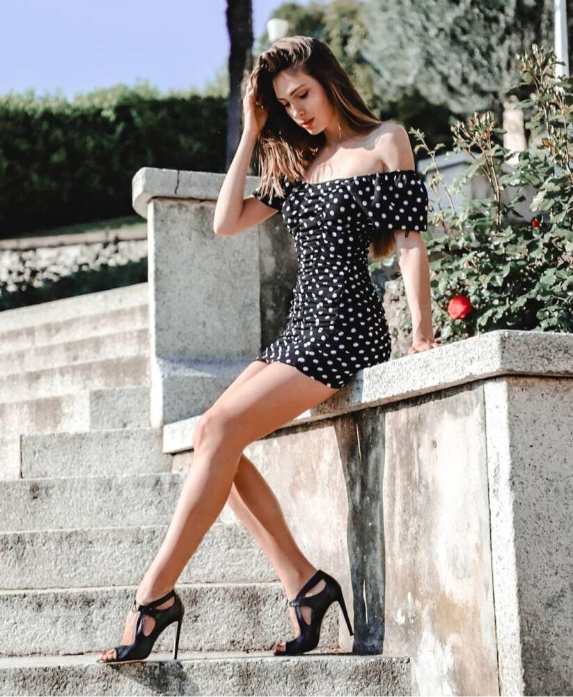Michela Russo Modella