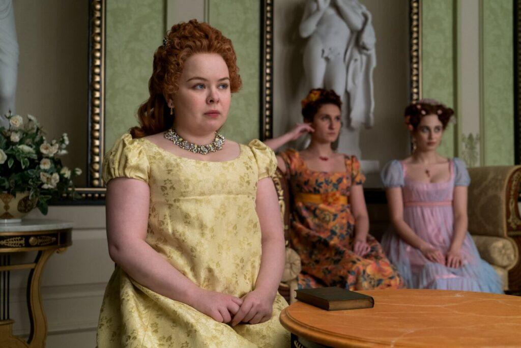 Penelope è Lady Whistledown